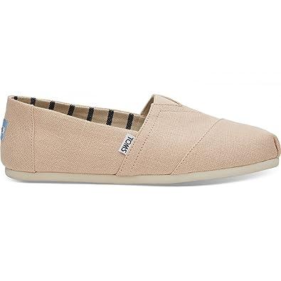 6eb5ab9c48f TOMS Heritage Pale Peach Shoes Mens Espadrilles Footwear  Amazon.co.uk   Shoes   Bags