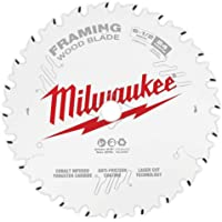 Deals on 2 Milwaukee 6-1/2 in. Dia. x 5/8 in Framing Tungsten Circular Saw