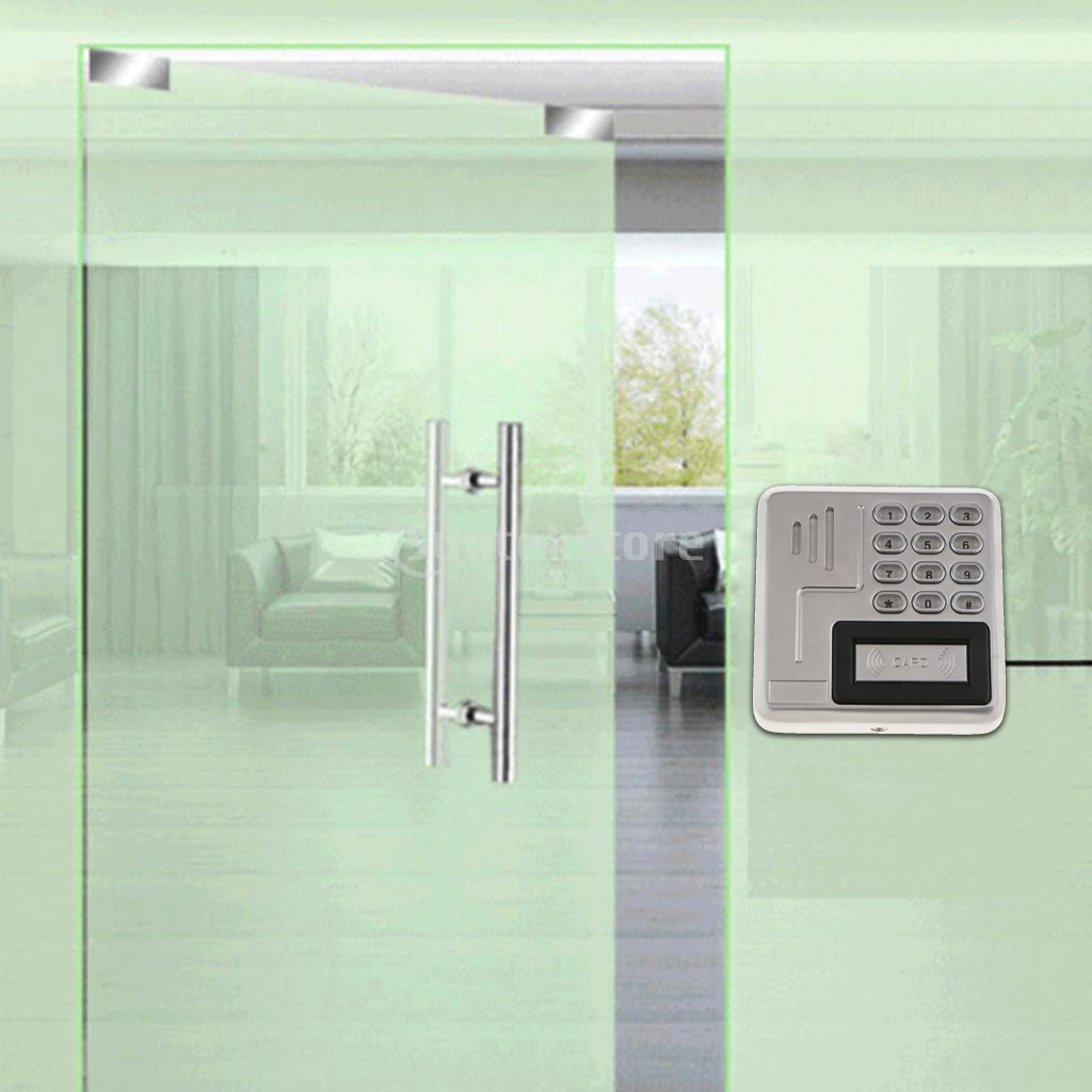 Baoblaze Waterproof IP68 RFID Keypad Reader Access Control Home Door Entry Controller DC6V-24V