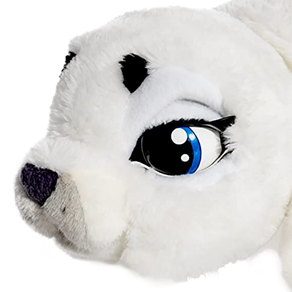 Emotion Pets Sugar The Seal - Foca de peluche: Amazon.es: Juguetes y juegos