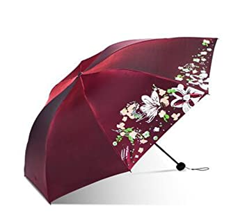 TysLDss Protección UV, paraguas, sombrillas, paraguas ...