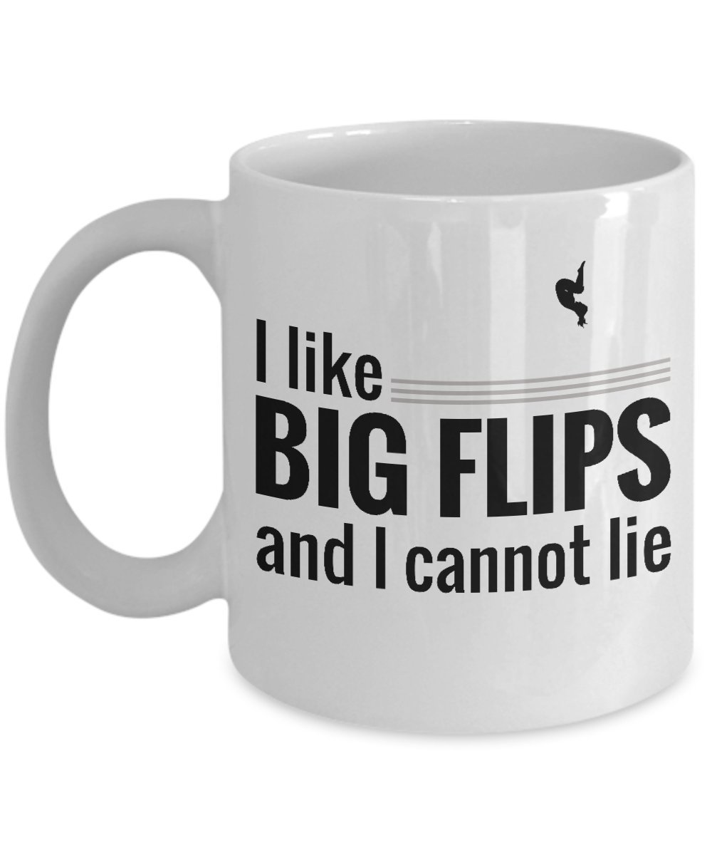【レビューを書けば送料当店負担】 I Like Big B073YCWKXN Flips Gymnastマグ Big – ホワイトセラミックコーヒーまたは紅茶マグ – – Funny体操ギフトMug 11oz ホワイト 11oz B073YCWKXN, シジョウナワテシ:df742f0b --- movellplanejado.com.br
