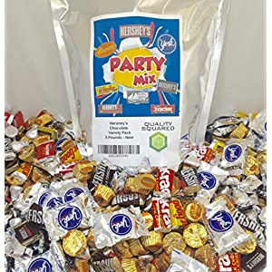 Hershey's Chocolate Candy Variety Pack (5 Pounds)