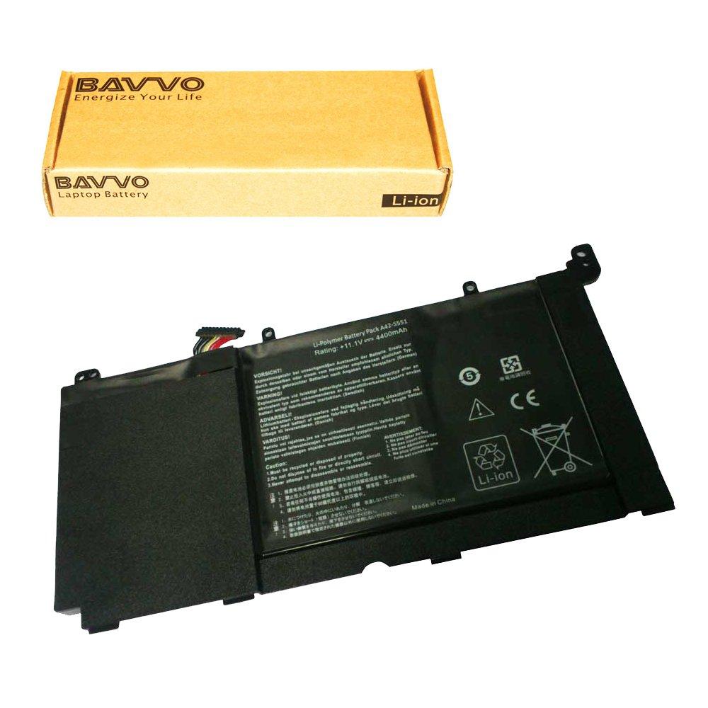 Bavvo バッテリー ASUS VivoBook S551LB-CJ045H用   B07K56LG3T
