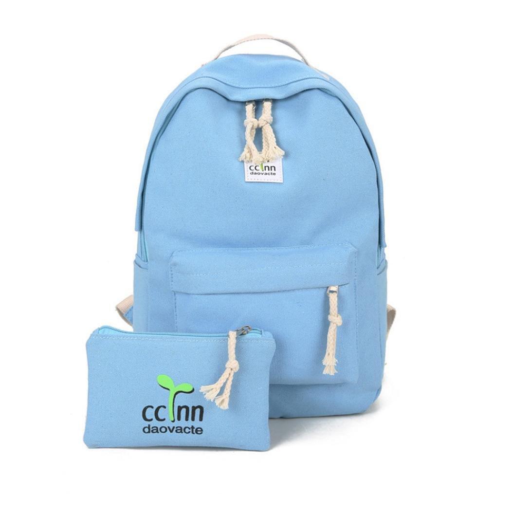 ❤ Clearance Two-Piece Hemp Rope Backpack Boys Girls Rucksack Shoulder Bookbags School Bag Satchel Travel Canvas Backpack Duseedik: Amazon.com: Grocery ...