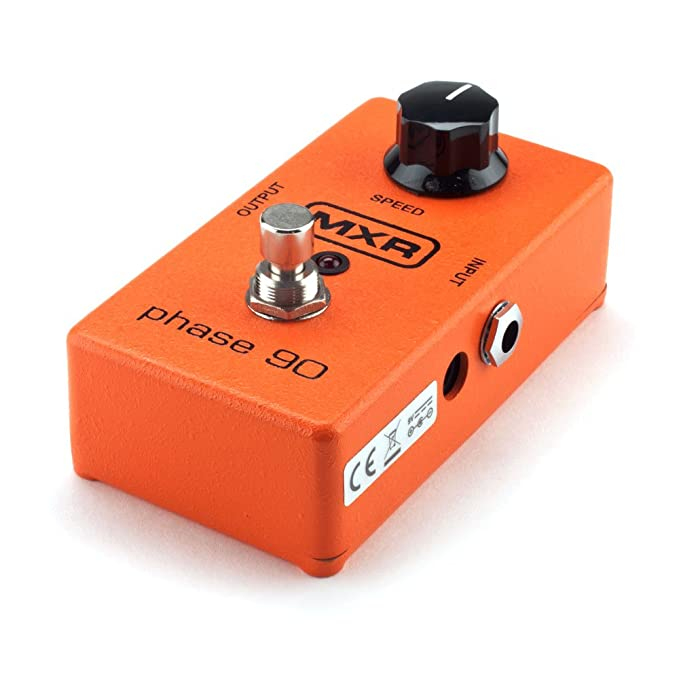 e6fd542a665 Amazon.com  MXR M101 Phase 90 Guitar Effects Pedal  Musical Instruments