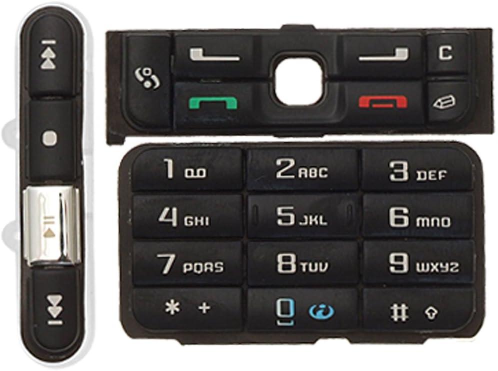 Reemplazo de celular teclado Botón de teclado para Nokia 3250 ...
