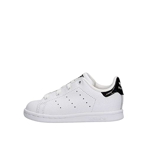 adidas stan smith bambina sneaker bianco
