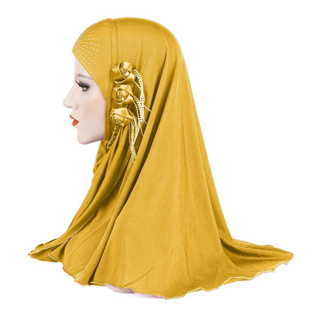 Lonshell Muslim Damen Turban Hut EIS Seide Hijab Bandana Strecken Kopftuch Chemo Kappe Hidschab Islamischen Abaya Dubai Frauen Schal Kopfbedeckung