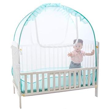 Amazon.com: Baby Crib Pop up Tent, V-Fyee Baby Bed Mosquito ...