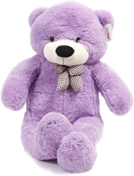 YunNasi- teddy bear di peluche Super gigante Specifico colore