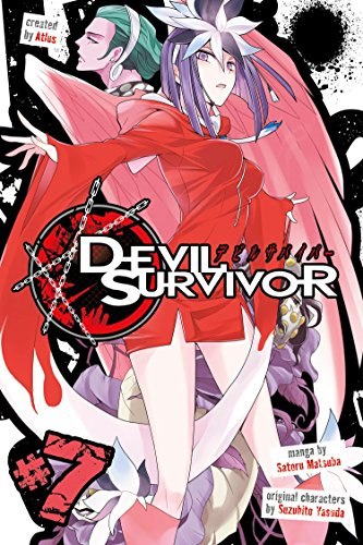 Devil Survivor 7 by KODANSHA COMICS