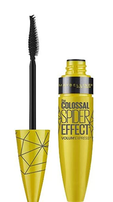 Amazon.com : Maybelline Colossal Spider Effect Mascara Bundle (2 items) : Beauty