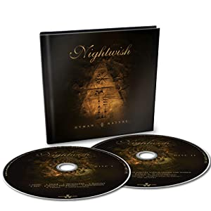 Human:II:Nature (Limited 2CD Digibook inc 48-page booklet)