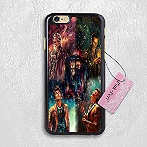 Pink Peri? Doctor Who TardisProtective Hard Phone Case For iPhone 6 (4.7 inch) case