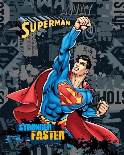 Superman Fleece BTY
