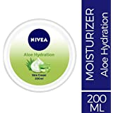 Nivea Aloe Moisturizing Crème, 200ml