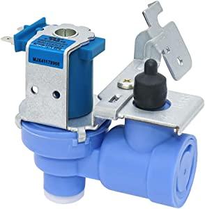 MJX41178908 Refrigerator Water Valve Replacement for LG, Replaces AP4451762, PS3536019 by Appliancemate