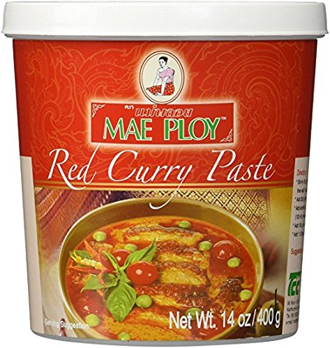 - Red Curry Paste, 14 Oz (Pack of 2)