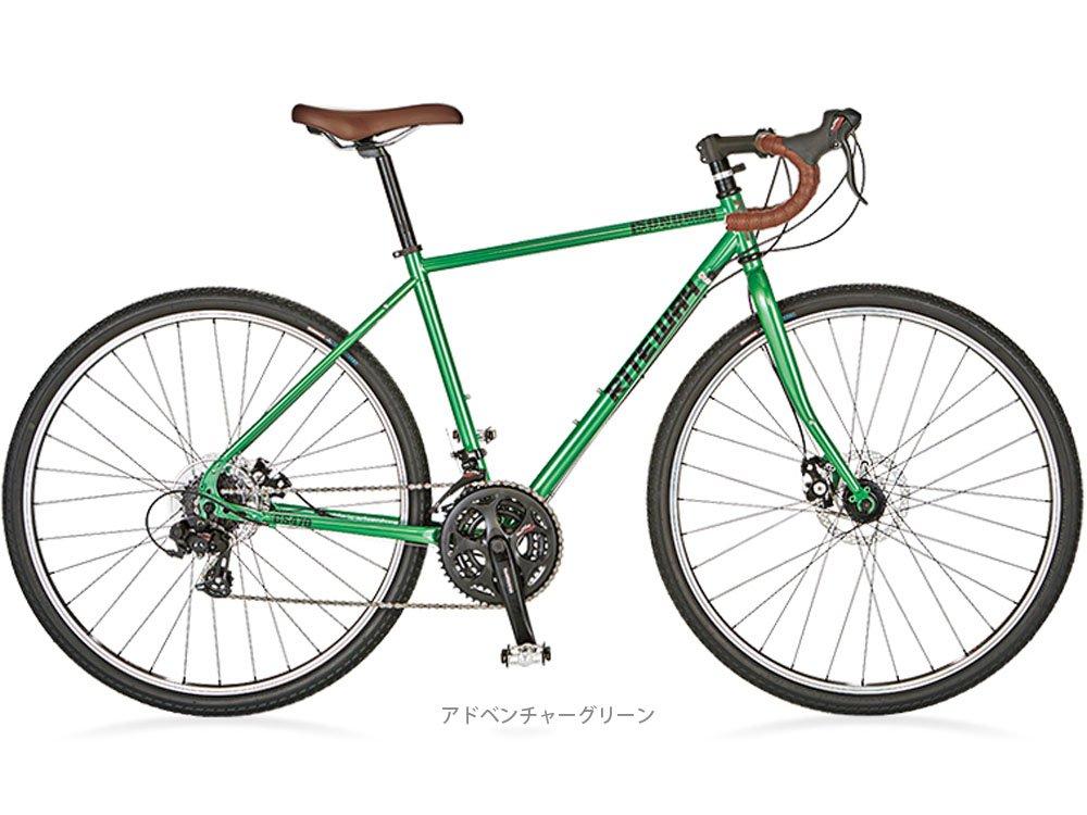 ライトウエイ(RITEWAY) 17'ソノマ アドベンチャー ツーリングバイク アドベンチャーグリーン B01JUKOC5E420