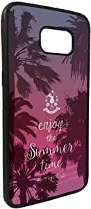 enjoy the summer time Printed Case for Galaxy S7