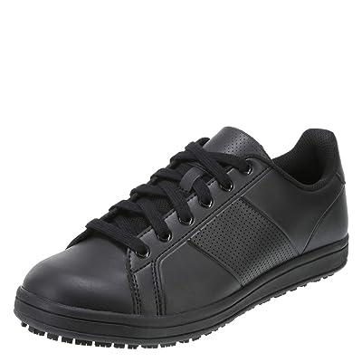 safeTstep Women's Slip Resistant Andre Court Shoe | Shoes