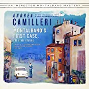 Montalbano's First Case and Other Stories: The Inspector Montalbano, Book 0.5 | Andrea Camilleri