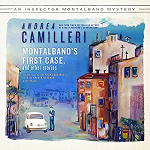 Montalbano's First Case and Other Stories Audiobook