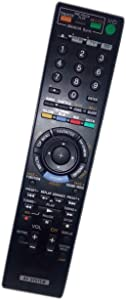 Replaced Remote Control Compatible for Sony HBD-HZ970W RMADL029 148784411 BDVHZ970 BDV-HZ970W STB TV BD Blu-Ray Disc Home Theater AV System