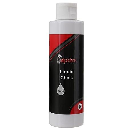 ALPIDEX 1, 3 o 5 Piezas Liquid Chalk Liquid LUI Botella 200 ML Magnesio liquido de Escalada, Cantidad:1 Unidad: Amazon.es: Deportes y aire libre