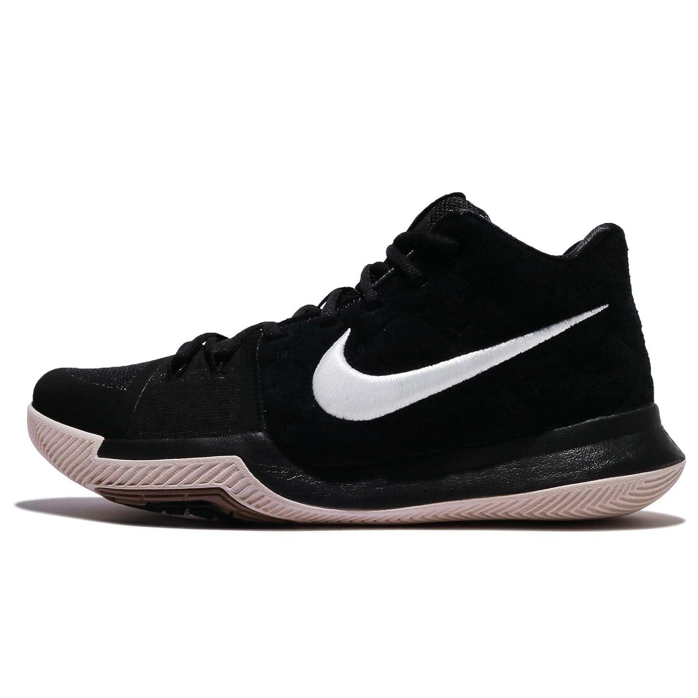(ナイキ) カイリー 3 EP メンズ バスケットボール シューズ Nike Kyrie 3 EP 852396-010 [並行輸入品] B077K4B195 27.0 cm BLACK/WHITE-SILT RED