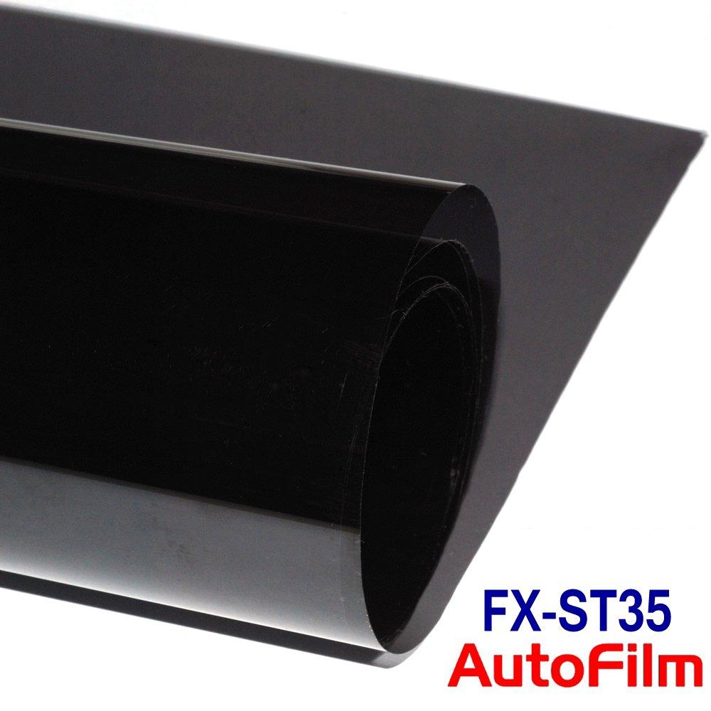 fx-st35 Automotive Window tint film solare di 3 m 35% VLT Dimensioni 76, 2 cm pollici da 152, 4 cm pollici (76.2 cm x 152.4 cm) 2cm pollici da 152 4cm pollici (76.2cm x 152.4cm) GB Materials