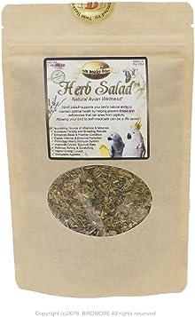 Herb Salad(ハーブサラダ) フィンチ インコ オウム用 56.7g 鳥 餌 おやつ
