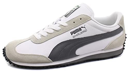 785d2b90a9abd0 Puma Whirlwind Classic Leather Mens Sneakers