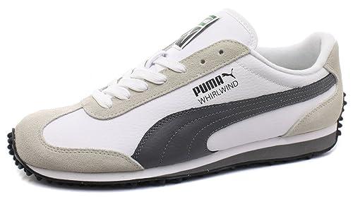 PUMA Puma whirlwind lea zapatillas moda hombre: PUMA: Amazon.es: Zapatos y complementos
