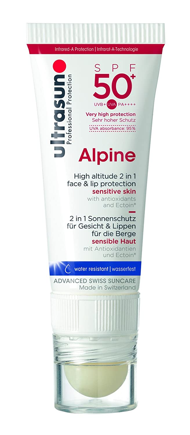 Ultrasun Alpine SPF50, 20 ML U47795
