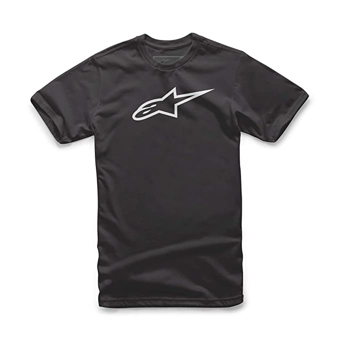 Alpinestars Men s Ageless Classic Crew Neck Short Sleeve T-Shirt ... 6c0102f26