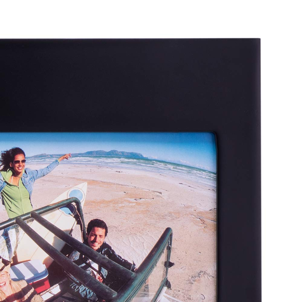 Malden 4x6 12-Opening Collage Picture Frame - Displays Twelve 4x6 Pictures - Black by Malden (Image #3)