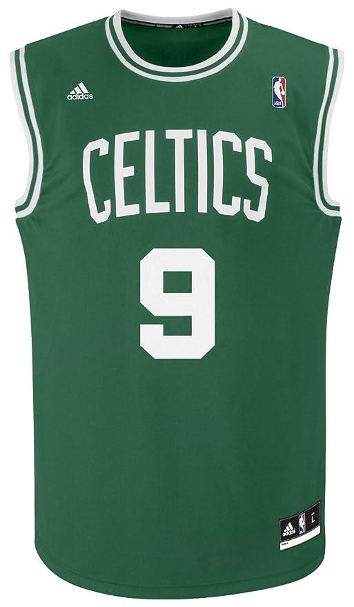 adidas NBA Boston Celtics Verde réplica de la Camiseta Rajon Rondo ...