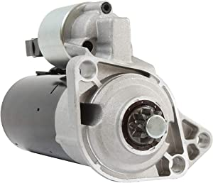 DB Electrical Sbo0057 Starter Compatible With/Replacement For Volkswagen Beetle 1.9L 1998-2006, Golf 1996-2004, Jetta 1996-2004, Passat 1997
