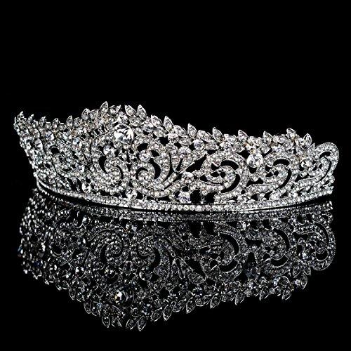 Review Topwedding Crystal Rhinestone Bridal