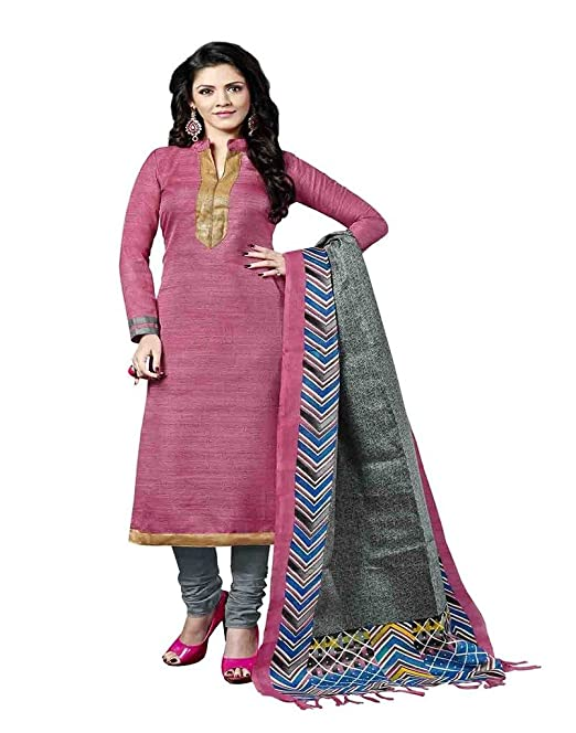 Manjaree In Most Attractive Color Combination Party Wear Suit Pink