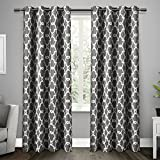 Best Exclusive Home Curtains Home Blackout Curtains 1 Panels - Exclusive Home Curtains Gates Sateen Blackout Thermal Grommet Review