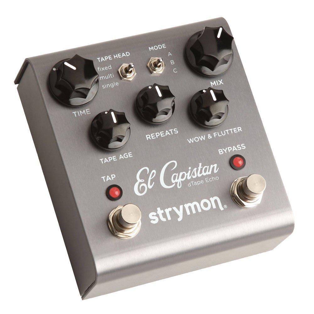 Strymon El Capistan dTape Echo Tape Delay Pedal