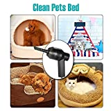 Festnight Portable Mini USB Vacuum Cleaner Computer Dust Collector Duster for Pet Car Laptop Keyboard Camera Phone