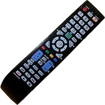 Generic TV mando a distancia de repuesto para Samsung BN59 – 00937 ...