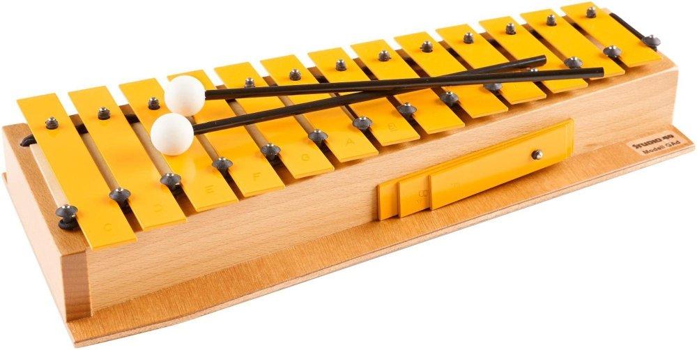 Studio 49 Series 1600 Orff Glockenspiels, Diatonic Alto Unit Only, Gad by Studio 10 (Image #1)