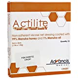 ACTILITE Dressing Pads, 5 x 5 cm, Pack of 10
