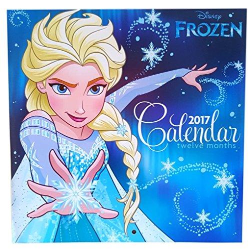 2017 Wall Calenders (Frozen)]()