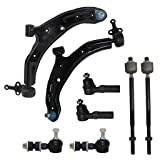 Detroit Axle - Brand New Complete 8-Piece Front